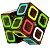 QiYi 2x2x2 Black Stickerless Dimension - Imagem 4