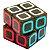 QiYi 2x2x2 Black Stickerless Dimension - Imagem 1