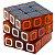 Yisheng Series 3x3x3 Red Stickerless - Imagem 1