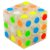 FanXin 3x3x3 Peças Stickerless Transparente - Imagem 4