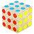 FanXin 3x3x3 Peças Stickerless Transparente - Imagem 5