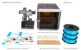 SNAPMAKER EDUCATION BUNDLE - IMPRESSORA 3D MULTIFUNCIONAL - IMPRESSÃO EM 3D - GRAVAÇÃO A LASER - USINAGEM CNC - Imagem 1