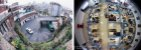 Câmera Ip Hd Panoramica 360 Wifi Lente Olho De Peixe 1,3 Mp - Imagem 4