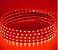 Fita LED 220v 5050 100 Metros Vermelho A prova D'Água - Imagem 2