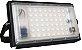 Refletor Holofote Modular LED 50W Vermelho IP66 A Prova D'agua Bivolt - Imagem 1