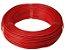 Cabo Energia 100 Mts Fio Elétrico Flexível 1,5mm Vermelho - Imagem 1