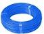 Cabo Energia 100 Mts Fio Elétrico Flexível 4,0mm Azul - Imagem 1