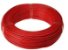 Cabo Energia 100 Mts Fio Elétrico Flexível 16,0mm Vermelho - Imagem 1