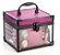 maleta clear pink - Imagem 1