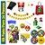 Kit Para Festa Super Mario Bros - Para 24 Pessoas. - Imagem 1