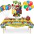 Kit Decoração de Mesa Mario Bros + Descartáveis. - Imagem 1