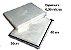 Saco Plástico transparente 30x40 cm 1kg - Imagem 1