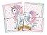 Kit Festa Unicornio Decoração de Mesa - Imagem 1