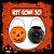 Balde Abóbora Halloween Grande | Kit Misto C/10 - Imagem 1