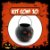Balde Abóbora Halloween Grande | Kit Preto C/10 - Imagem 1