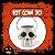 Balde Esqueleto / Caveira Halloween Pequeno Kit Branco C/20 - Imagem 1