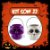 Balde Esqueleto / Caveira Halloween Pequeno Kit Misto C/22 - Imagem 1
