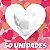 50un. Balão Coração Metalizado | Diversas Cores  - Imagem 3