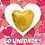 50un. Balão Coração Metalizado | Diversas Cores  - Imagem 2