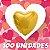 100un. Balão Coração Metalizado | Diversas Cores  - Imagem 2