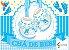 Painel Grande de TNT | Chá de Bebê Menino  - Imagem 1