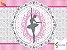 Painel Grande de TNT | Bailarina  - Imagem 1