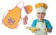 Coleção Comidinhas - Kit Cozinheiro - Imagem 1