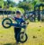 Bicicleta de Equilíbrio Sem Pedal - Lousa - Imagem 5