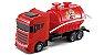 Caminhão Bombeiro Fire Tank Esguicha Agua - Orange Toys - Imagem 1