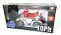 Carrinho Cromado Conversivel Carro Beetle 38 Cm Top Car - Imagem 2