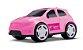 Carrinho Rosa Samba Cars Girl Fashion 15 Cm - 122191 - Imagem 1