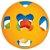 Bola Educacional Infantil Baby Estimula Coordenação - Imagem 1