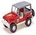 Brinquedo Carro Jeep C/ Capota Color Carrinho New - Imagem 1