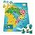 Quebra-cabeça mapa do Brasil - Imagem 2