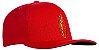 Boné Red Man SNAPBACK GOLDEN FEATHER - RED 578 - Imagem 4