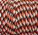 Paracord 550 Orange Camo - Imagem 1