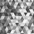 Papel de Parede Triangles Black - Imagem 2
