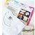 Kit Tie Dye Descomplicado - Camiseta Manga Curta - Cores NEON - Imagem 3
