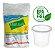 Rioplastic Potes e Sobretampas 380 ml c/ 25 un. - Imagem 2