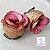 25 Forminhas para doces Flor Botão Rosa Rosê  - F043 - Imagem 1