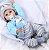 Bebe Reborn Menino Henrico - Imagem 5