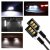 Par Parafuso Led para Luz de Placa (Carro ou Moto) - Imagem 1