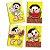 Quadros Decorativos Magali com 04 unidades - Imagem 1