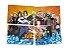 Painel 4 Lâminas Naruto 1,28m x 90cm - Imagem 1