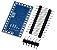 Arduino Pro Mini ATMega168P 5V 16Mhz - Imagem 2
