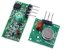 Módulo RF Transmissor + Receptor 433 Mhz AM - Imagem 1