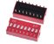 Chave DIP Switch (4 e 8 vias) - Imagem 1