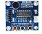 Módulo Gravador de Voz e Player ISD1820 c/ Alto-Falante - Imagem 3
