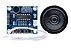 Módulo Gravador de Voz e Player ISD1820 c/ Alto-Falante - Imagem 2