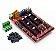 Ramps 1.4 RepRap Shield Arduino para Impressora 3D - Imagem 1